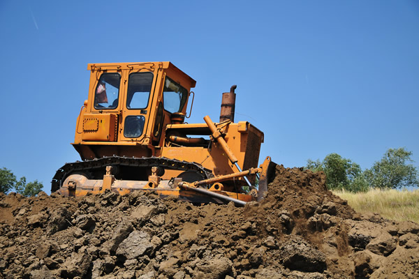 Excavation Services by Reliable Landscaping