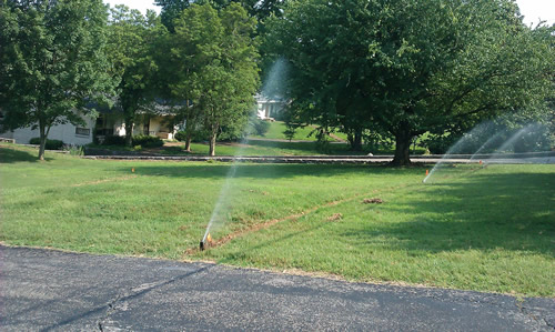 Nashville TN - Irrigation