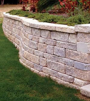 Retaining Walls by Reliable Landscaping