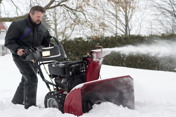 Snow Removal Services by Reliable Landscaping